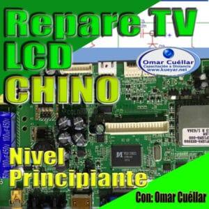 TV LCD Chino